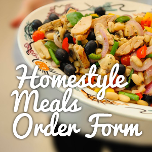 Home Style Meals Order Form 300x300